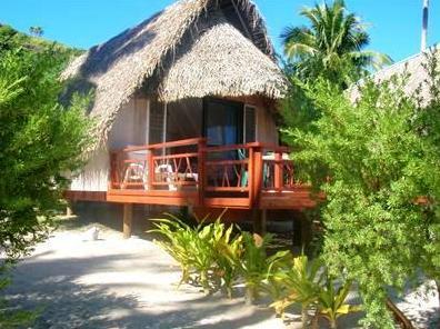 Paradise Cove Lodges