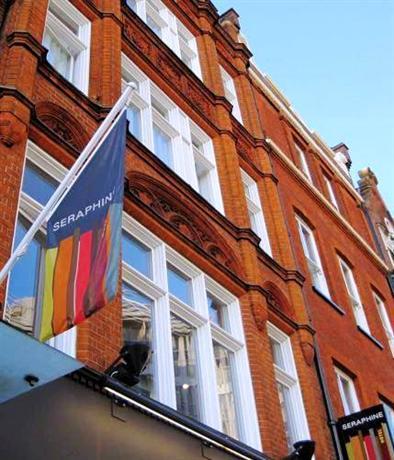 Best Western Seraphine - Kensington Gardens