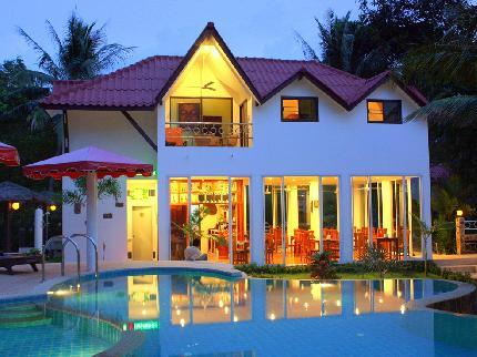 Guest Friendly Hotel in Koh Chang - Top Resort