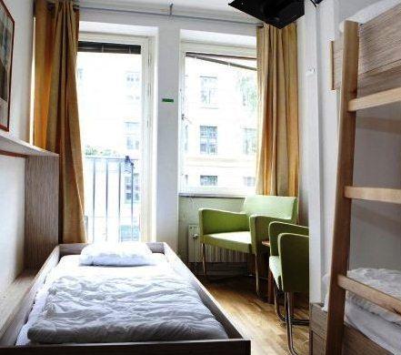 Slottsskogens Youth Hostel