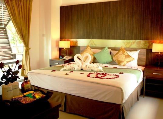 Best Guest Friendly Hotels in Koh Samui - Al's Laemson Resort - Bedroom