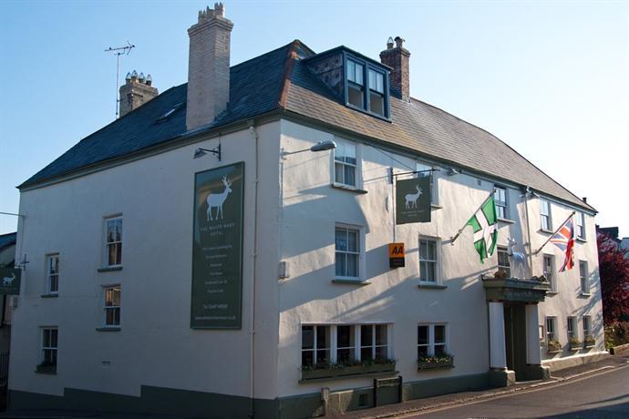 The White Hart Hotel Moretonhampstead