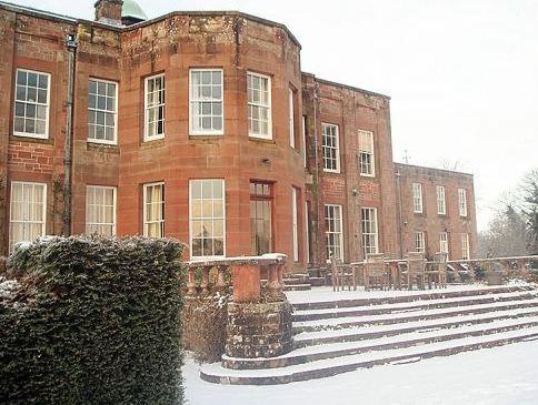 Warwick Hall