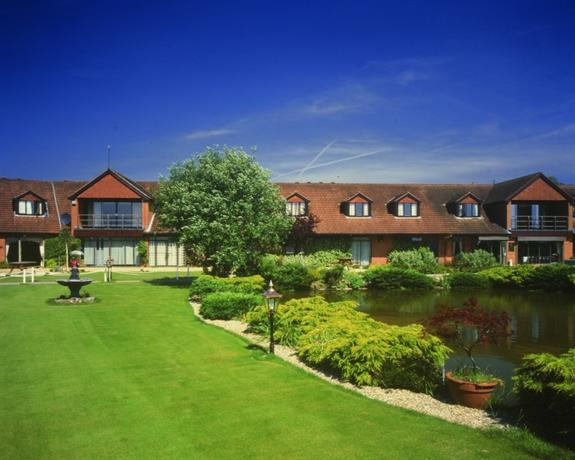 Abbey Golf And Spa Hotel Redditch