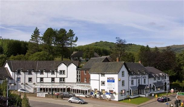 Best Western The Crianlarich Hotel