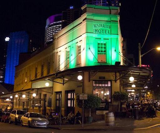 sydney heritage hotel - photo#15