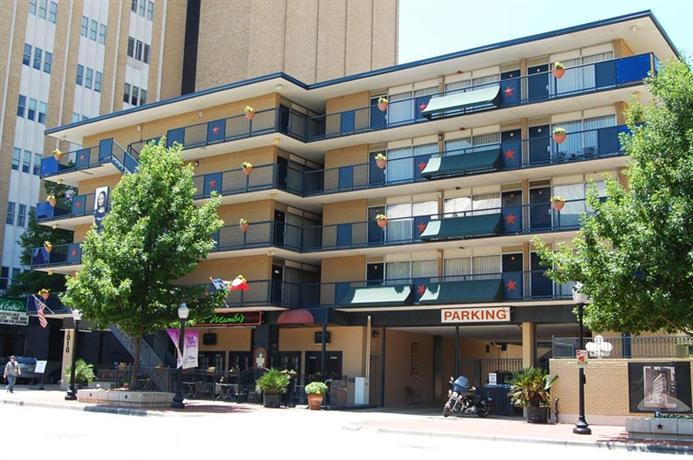 park central hotel fort worth compare deals. Black Bedroom Furniture Sets. Home Design Ideas