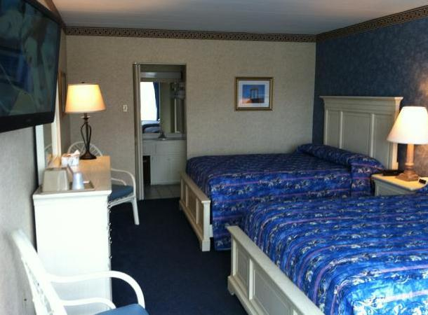 Forum motor inn ocean city compare deals for Motor city hotel packages