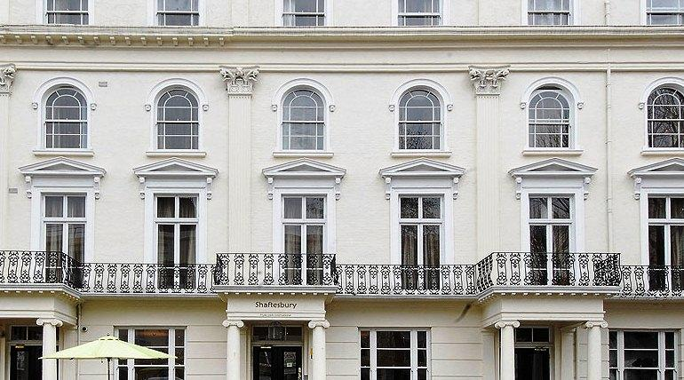 Shaftesbury hyde park international london compare deals for 55 inverness terrace bayswater