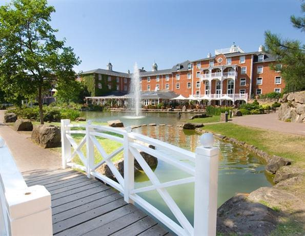 Alton Towers Hotel Staffordshire Compare Deals
