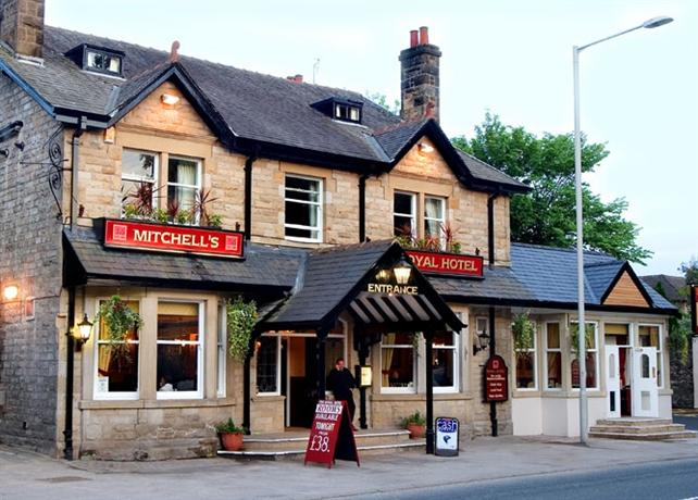Royal Hotel Bolton-le-Sands Carnforth