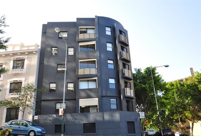Annam Serviced Apartments Potts Point