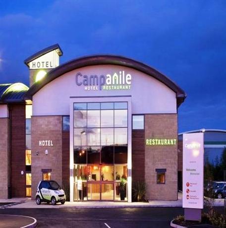 Campanile Hotel Northampton Uk
