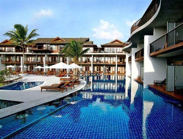 Holiday inn krabi ao nang beach compare deals for Design hotel krabi
