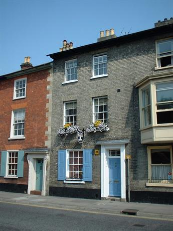 Cathedral View Bed And Breakfast Salisbury Uk