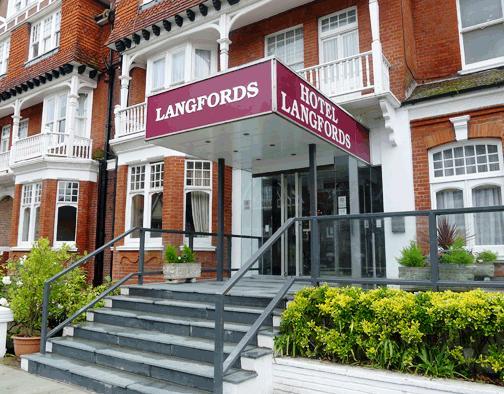 langfords hotel brighton comparez les offres. Black Bedroom Furniture Sets. Home Design Ideas