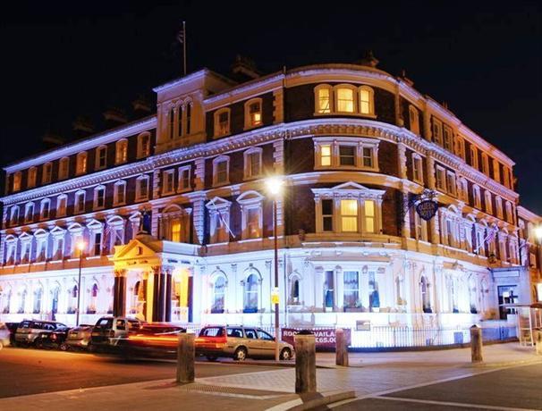 Hallmark Hotel The Queen Chester