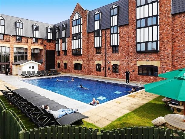 village hotel deals warrington