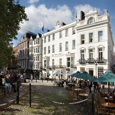 Abode Exeter The Royal Clarence Hotel