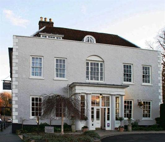 St Michaels Manor Hotel St Albans