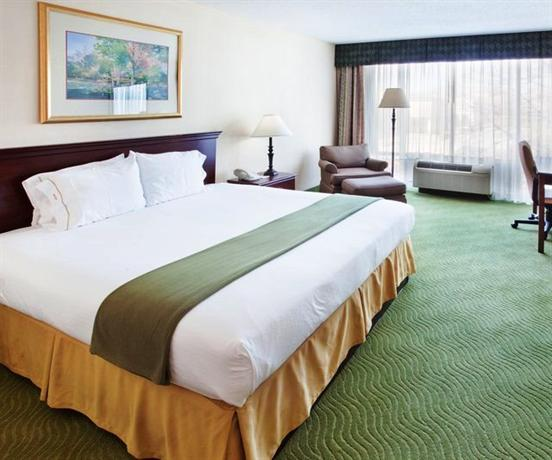 Holiday Inn Express Hotel & Suites Westgate Mall Spartanburg