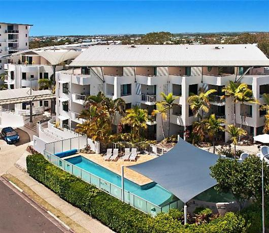 Beach Club Resort Apartments Mooloolaba