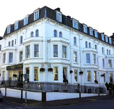 The Palm Court Hotel Eastbourne