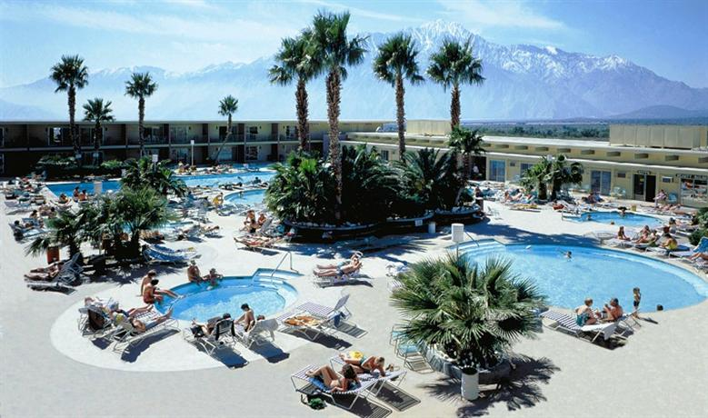 About Desert Hot Springs Spa Hotel