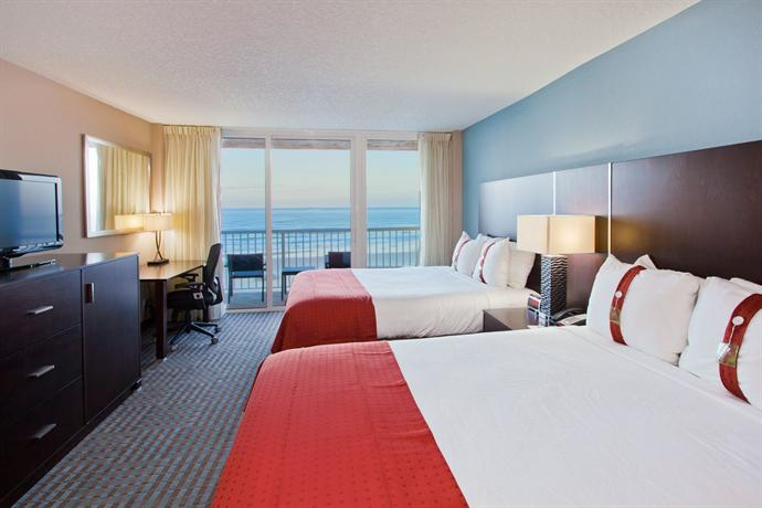 About Holiday Inn Resort Daytona Beach Oceanfront