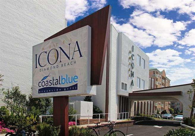 About Hotel Icona Diamond Beach