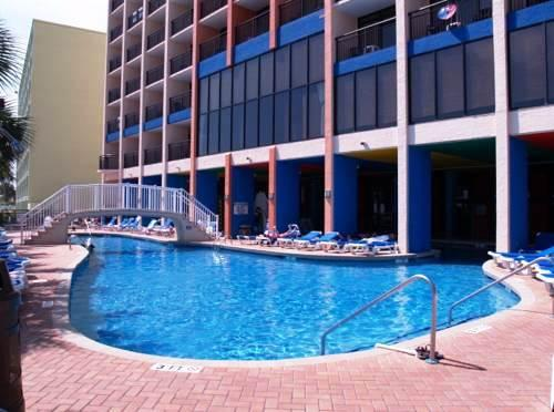 Monterey bay suites myrtle beach compare deals for Pool show monterey