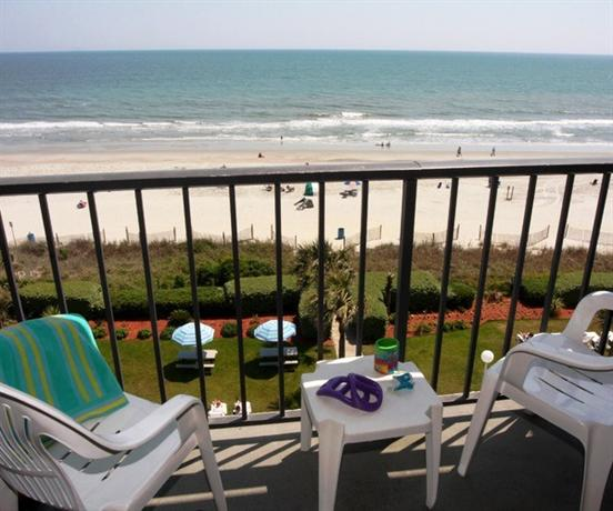 Grande Shores Ocean Resort, Myrtle Beach