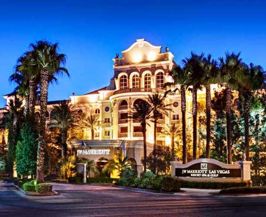 Jw Marriott Las Vegas Resort And Spa Compare Deals