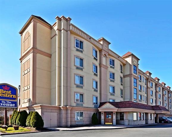 Best Western On the Avenue