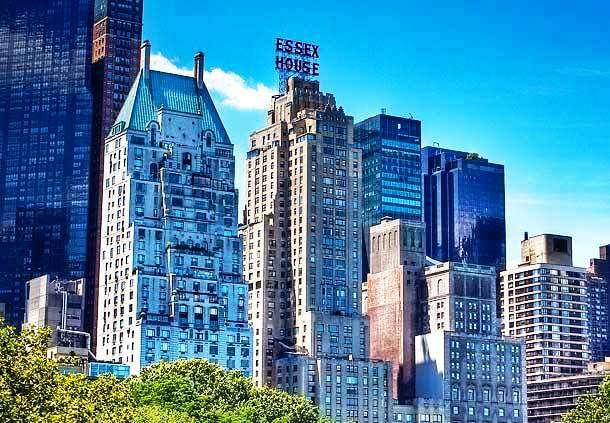Jw Marriott Essex House New York New York City Compare
