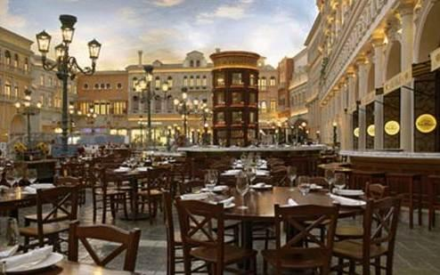 venetian casino restaurants