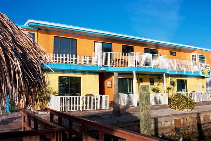 Bayview Plaza Waterfront Resort St Pete Beach Fl