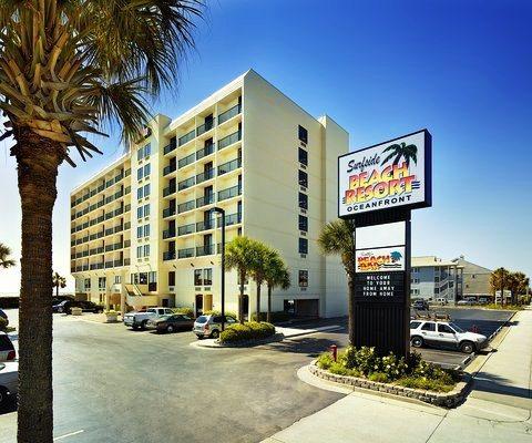 About Surfside Beach Oceanfront Hotel