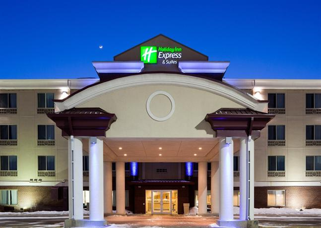 Holiday Inn Express Hotel & Suites Grand Forks