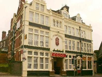 Crown Hotel Stoke on Trent