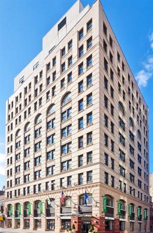 Holiday Inn Soho Downtown Manhattan New York City Compare Deals