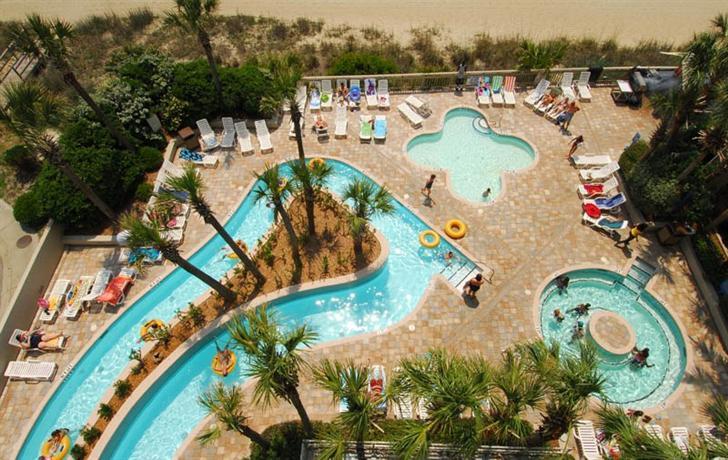 coral beach resort myrtle beach compare deals. Black Bedroom Furniture Sets. Home Design Ideas