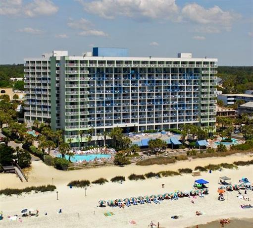 Coral Beach Resort Myrtle Beach