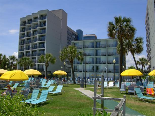 dayton house resort  myrtle beach