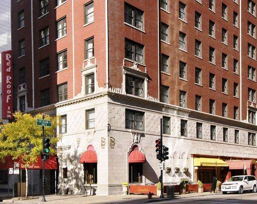 Red Roof Inn Downtown Magnificent Mile Chicago