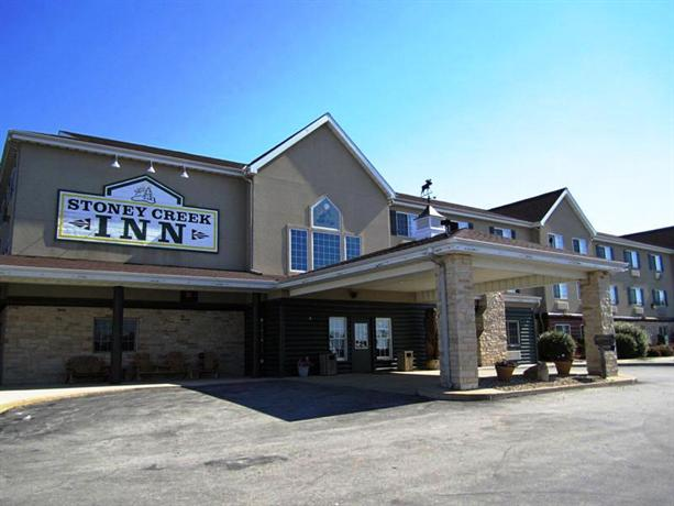 Stoney Creek Hotel and Conference Center - Quincy