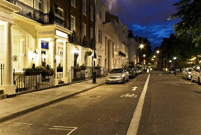 The Tophams Hotel Belgravia