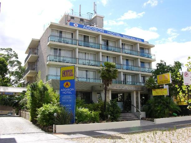About Addison Hotel