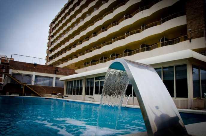 Hotel Castilla Alicante Отель Кастилла Аликанте