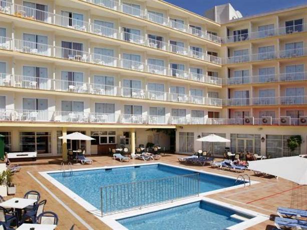 Hotel Roc Linda Palma Отель Рок Линда Пальма-Де-Майорка